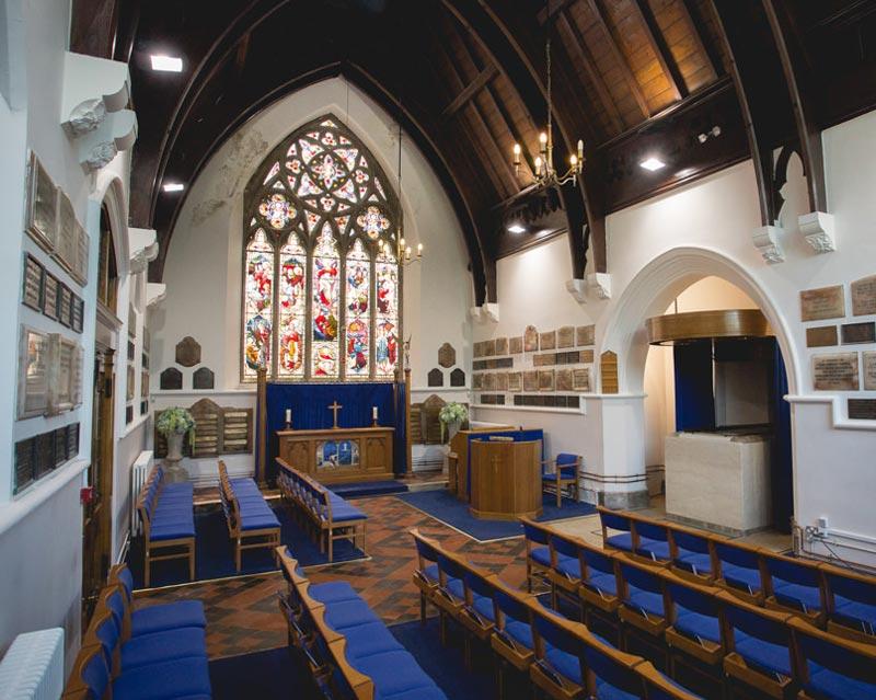 Woodvale Crematorium North Chapel